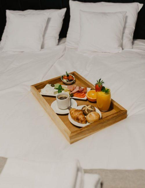 (2)Hotel - śniadanie